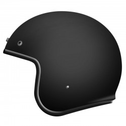 CASCO MT LE MANS 2 SV SOLID MATT BLACK A1