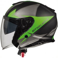 CASCO MT THUNDER 3 SV JET WING C5 MATT FLOUR GREEN