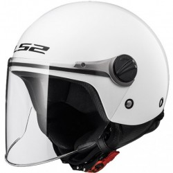 CASCO LS2 MOD.OF575 WUBY JUNIOR BLANCO
