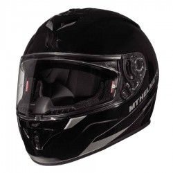 CASCO MT RAPIDE SOLID A1 GLOSS BLACK