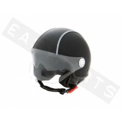CASCO PIAGGIO CARBONSKIN GLOOSS BLUETOOTH
