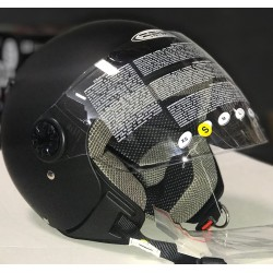 CASCO ZEUS HELMET MATT BLACK