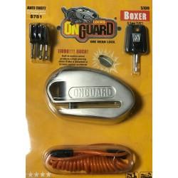 CANDADO BOXER 5109